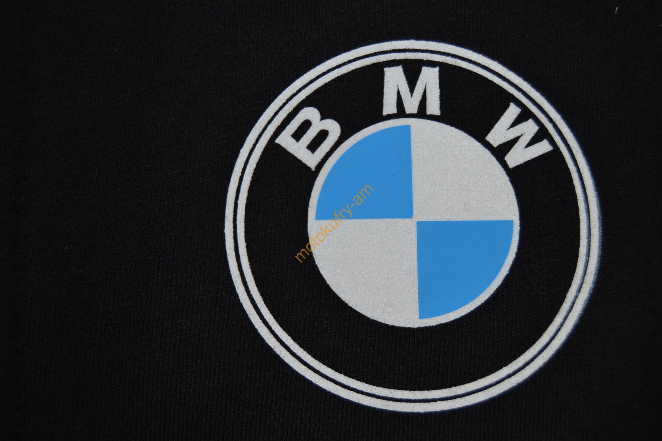 Mikina s potiskem BMW propínací vel. L 285g  988c9b1cff1