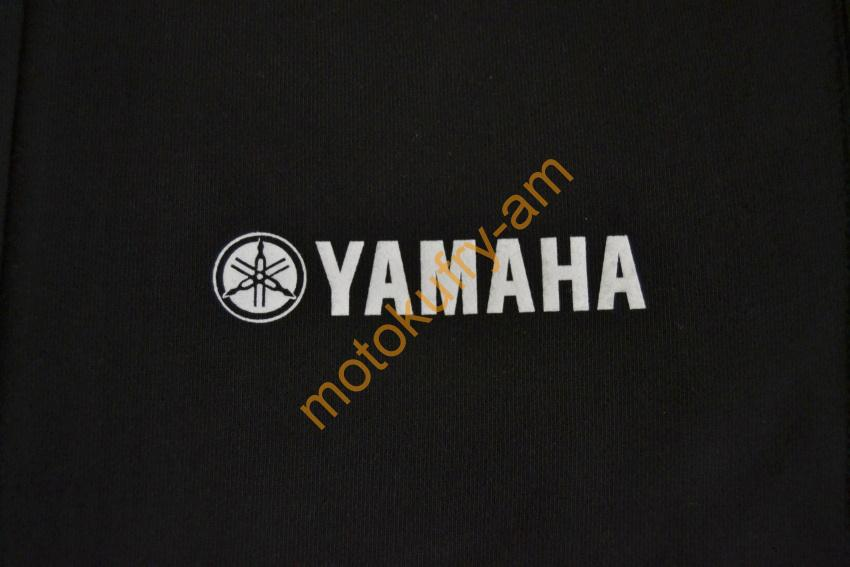 Mikina s potiskem YAMAHA propínací vel. XXL 285g  11ef8db2abe