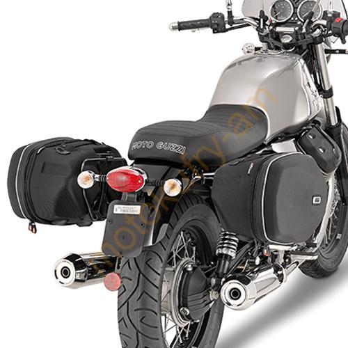 TE8201 trubkový držák brašen Moto Guzzi V7 (12-16)  98a6aa05aa