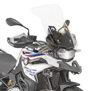 BMW F750GS 18-21 plexi Kappa KD5127ST+D5129KIT