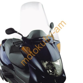 Plexi Panteon 125-150 , H. Foresight 250, Peugeot SV 250 KD202ST