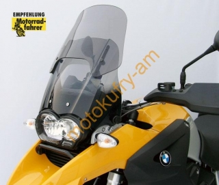 Plexi MRA BMW R 1200 GS/Adventure varioscreen