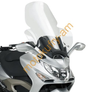 Plexi Kymco X-citing 250-300-500 K-D293ST