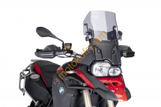 BMW F800GS Adventure plexi Puig 7307H