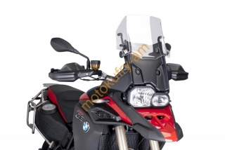 BMW F800GS Adventure plexi Puig 7307W