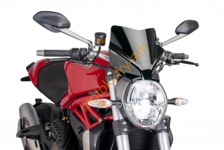 Ducati Monster 821/1200 14- plexi Puig 7013N