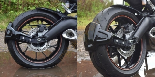 Yamaha MT-09 -16/Tracer/XSR900 Spray Guard 085200B