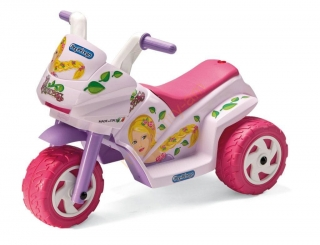 Moto Mini Princess 6V Peg-Pérego
