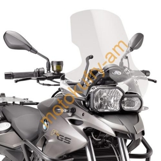 BMW F700GS 13-17 plexi Givi 5107DT+D5107KIT